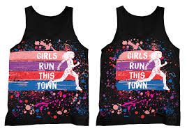 Sports T Shirt Design For Girls Feminine Modern Recreation T Shirt Design For Girls Run