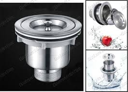 stainless steel kitchen drain strainer marvelous stainless steel basket strainer kitchen