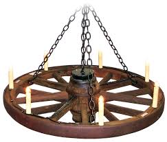 copper wagon wheel chandelier chandelier replacement parts small chandeliers for bedroom