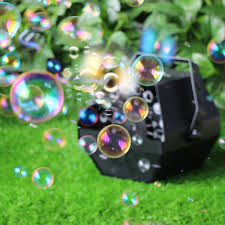 Amazon 1byone Professional Bubble Machine with High Output.