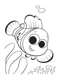 Finding Nemo Printable Coloring Pages Related Post Finding Nemo Free ...