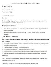 Teacher Resume Samples In Word Format 100 Teacher Resume Templates Free Sample Example Format Download 26