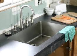 karran undermount sink laminate countertop an in