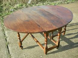 antique oak oval dining table. antique 17th century period oak dining table - charles ii country oval a