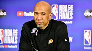 NBA Finals: Suns' Monty Williams irked ...