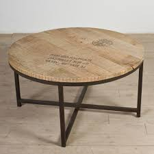 coffee table breathtaking reclaimed round coffee table reclaimed