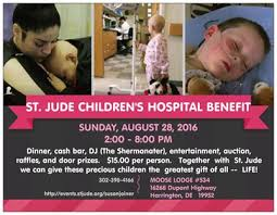 children hospital flyers dinner auction st jude childrens research hospital delmarvalife