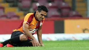 PSV maçının hazırlıklarını sürdüren Galatasaray'da Falcao sakatlığı  sebebiyle antrenmana katılmadı - Haberler Spor