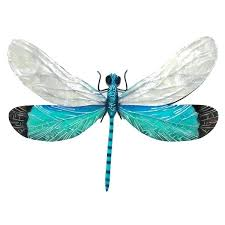 dragonflies wall decor white and aqua dragonfly wall decor home design 3d