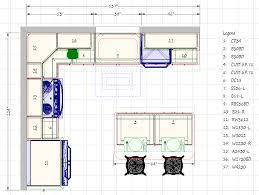Kitchen Layout Designs Plans