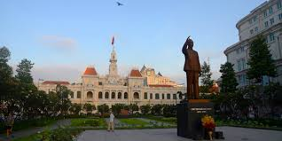 saigon fun guide and business hotels review sunrise at city hall