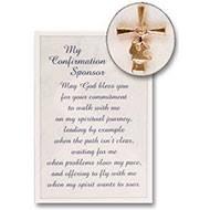 confirmation sponsor gift