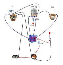 guitar effects pedal bypass circuits electronics projects circuits guitar effects pedal bypass circuits volume switch