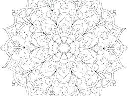Geometric Coloring Pages To Print Free Printable Geometric Coloring