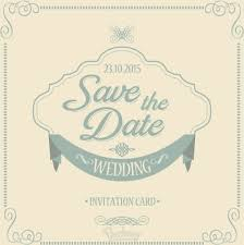 save the date template free download save the date wedding invitation free vector in adobe illustrator ai