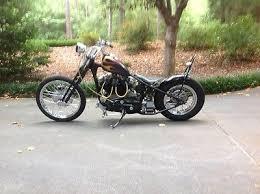1977 custom built motorcycles bobber custom bobber motorcycle for