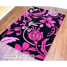 5x7 purple rug pink rug pink and black area rugs pink black area rug hot pink