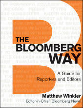 Bloomberg Organizational Chart The Bloomberg Way An Inside Look At How The News