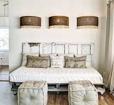 daybed headboard the vine round top
