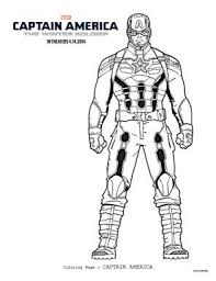 Small Picture Free Captain America The Winter Soldier Coloring Sheets