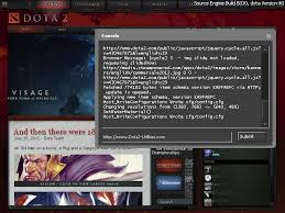 how to open dota 2 console dota 2 utilities