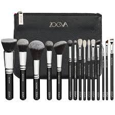 best professional makeup zoeva makeup brush kit plete set include eye face brush pro make up tool 15pcs set