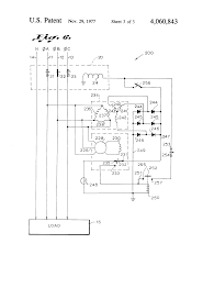 patent us4060843 protection circuit for multiple phase power patent drawing