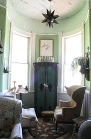 Turret Room Design How To Decorate Round Rooms Old House Journal Magazine