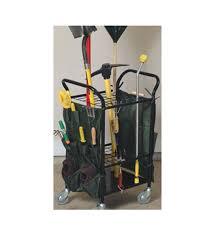 yard tool gardening cart image