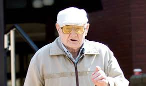 Paedophile Ralph Clarke, 101, will die behind bars after being jailed for  13 years   UK   News   Express.co.uk