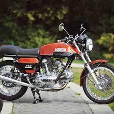 first twin 1973 ducati 750gt