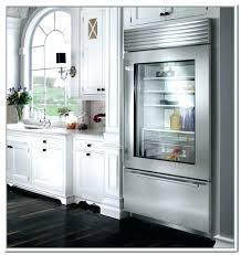 litre drinks glass door fridge black clear refrigerator residential