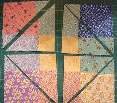 Disappearing 9 Patch Quilt Block - Criss Cross Cut - | Patches ... & Disappearing 9 Patch Quilt Block - Criss Cross Cut - Adamdwight.com