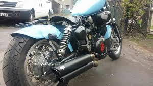 yamaha virago xv1100 choper bobber sale or swap in