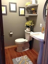 half bathroom ideas gray. Modren Gray Gray  For Half Bathroom Ideas Gray