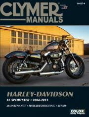 harley davidson motorcycle manuals diy repair manuals clymer harley davidson sportster motorcycle 2004 2013 service repair manual
