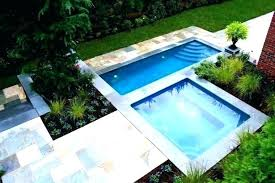 small fiberglass pool cost florida pools for yards pictures swimming backyards backyard design with built in hot t