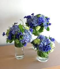 red white and blue flower centerpieces best blue wedding flower  arrangements ideas on blue flower centerpieces