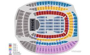 Venue Seating Charts 97 1fm The Drive Wdrv Chicago