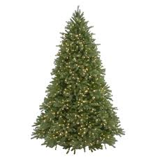 Dunhill Fir Artificial Christmas Tree with 750 9-Function LED  Lights-DUH3-300D-75 - The Home Depot