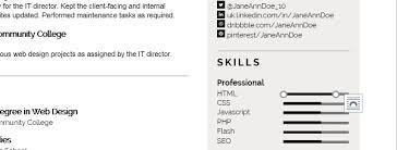 Modern Resume Template Changebar Skill All Best Cv Resume Ideas