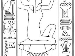 Ancient Egypt Coloring Sheets Coloring Pages Coloring Page Kids N