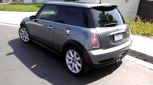 2004' MINI Cooper S - Supercharged - YouTube