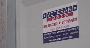 veteran garage doorVideo Testimonial for Belmar Tourism