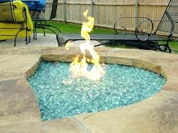 propane fire pits with glass rocks glass fire pits propane bed frame with mattress businesscultureinfo propane