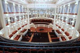La Palladium Seating Chart 62 Genuine Herbst Theater Seating Chart
