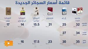 الهدوء والطمأنينة الحماية رضيع قائمة أسعار السجائر في الإمارات 2018 -  cedarmantel.com