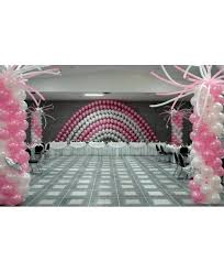 best birthday balloon decoration image inspiration of cake and