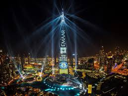 Celebrations Led Rope Light Emaars Spectacular Light Up 2018 Downtown Dubai New