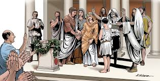 Risultati immagini per matrimonio nell'antica grecia